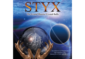 Styx - The Grand Illusive Crystal Balls - (CD)