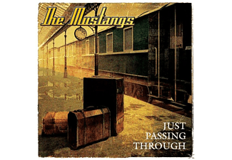 The Mustangs - Just Passing Through - (CD)
