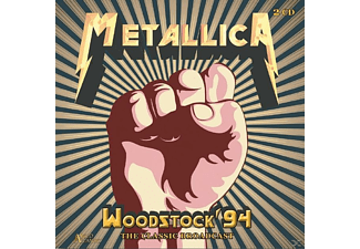 Metallica - Woodstock '94 - (CD)