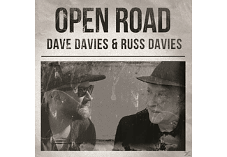 Davies,Dave/Davies,Russ - Open Road - (CD)