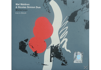 Mal Waldron & Nicolas Simion Duo - Misterioso - (CD)