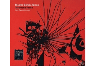 Nicolas Simion Group feat. Ryan Carniaux - Tarantella Facile - (CD)