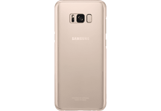 SAMSUNG Galaxy S8+ Clear Cover Roze