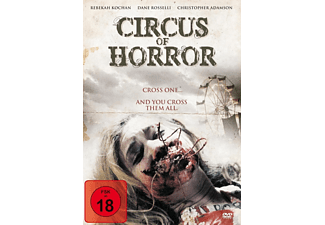 Circus Of Horror - (DVD)
