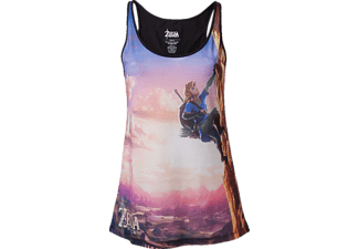 Zelda Breath of the Wild - Link Climbing - Top (Damen) - S