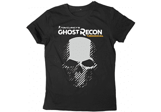 Ghost Recon Wildlands T-Shirt - S - Totenkopf und Logo