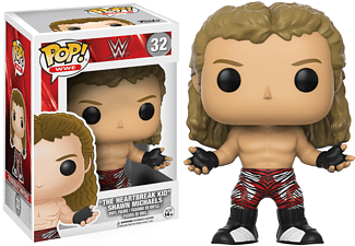 "POP! WWE: Shawn Michaels ""The Heartbrake Kid"""