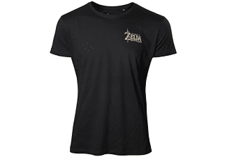 Zelda Breath of the Wild - Golden Game Link - T-Shirt - L
