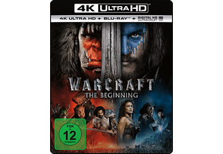 Warcraft: The Beginning [4K Ultra HD Blu-ray]