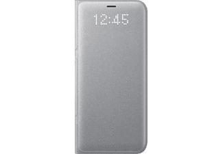 SAMSUNG LED View Cover för Galaxy S8 - Silver