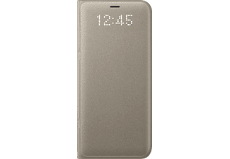SAMSUNG LED View Cover för Galaxy S8 - Guld