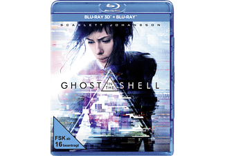 Ghost in the Shell - (3D Blu-ray (+2D))