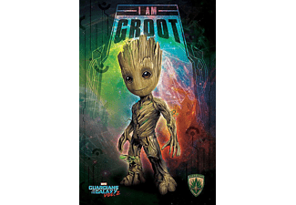 Guardians of the Galaxy Vol.2 Poster Kid Groot