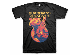 Guardians of the Galaxy Vol.2 T-Shirt Rocket & Groot
