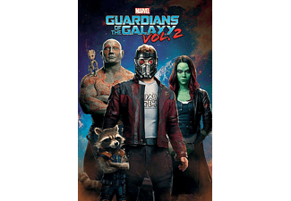 Guardians of the Galaxy Vol.2 Poster Space Star L