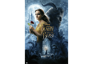 Beauty and the Beast Poster One Sheet Dan Stevens