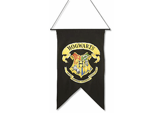 Harry Potter Banner Hogwarts mit Stab & Schnur Bed