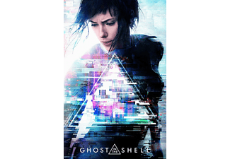 Ghost In The Shell Poster Scarlett Johansson