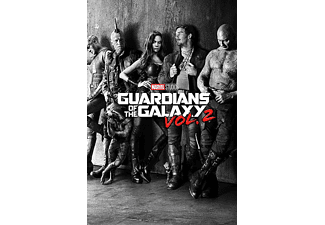 Guardians of the Galaxy Vol.2 Poster Teaser Star