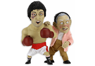 Rocky Maquette Puppenset Rocky & Mickey Material: