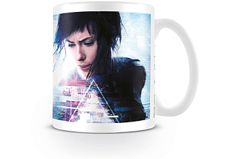 Ghost in the Shell Tasse One Sheet weiß,bedruckt,