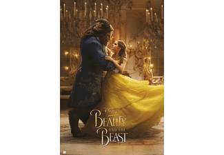 Beauty and the Beast Poster Dance Dan Stevens & Em
