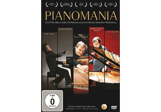 Pianomania [DVD]