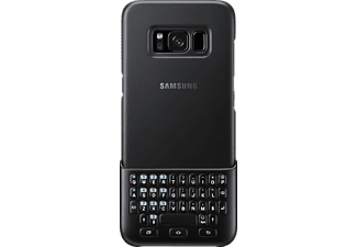 SAMSUNG Keyboard Cover, Backcover, Samsung, Galaxy S8, Schwarz