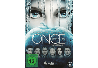 Once Upon a Time- Es war einmal - Staffel 4 - (DVD)