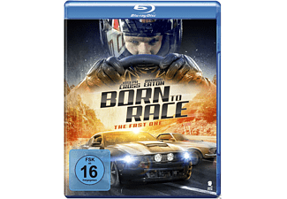 Born To Race - The Fast One - (Blu-ray)