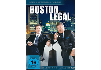 Boston Legal - Staffel 2 - (DVD)