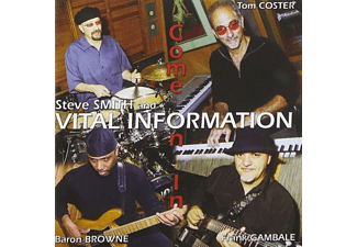 Steve Smith, Vital Information - Come On In - (CD)