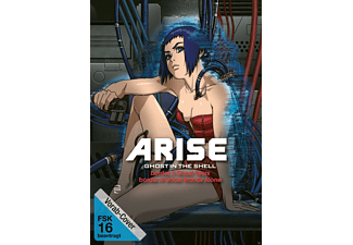 Ghost in the Shell-ARISE: Borders 3 & 4 - (DVD)