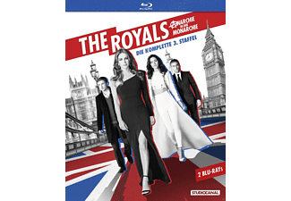 The Royals - Staffel 3 - (Blu-ray)