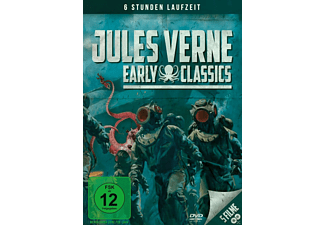 Jules Verne Early Classics (5 Filme) - (DVD)