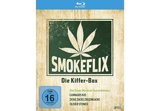 Smokeflix - Die Kiffer-Box - (Blu-ray)