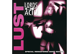 Lords Of Acid - Lust (Special Remastered Band Edtion) - (CD)