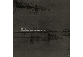 Nooc - The Beauty Of It All - (CD)