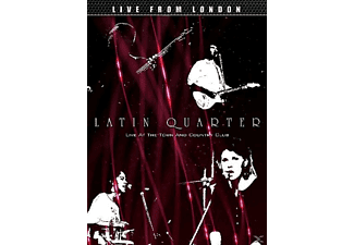 Latin Quarter - Live From London - (DVD)