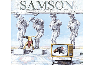 Samson - Shock Tactics - (CD)