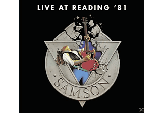 Samson - Live At Reading '81 - (CD)