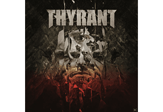 Thyrant - What We Left Behind (Digipak) - (CD)