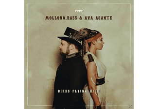Mollono.Bass & AVA Asante - Birds Flying High - (CD)