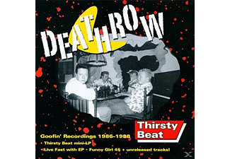 Deathrow - Thirsty Beat - (CD)
