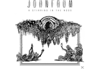 John Frum - A Stirring In The Noos (Black LP+MP3) - (LP + Download)