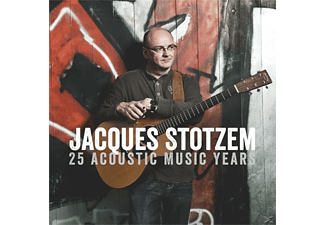 Jacques Stotzem - 25 Acoustic Music Years - (CD)