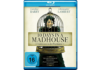 10 Days in a Madhouse - Undercover in der Psychiatrie - (Blu-ray)