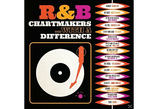 VARIOUS - R&B Chartmakers With A Different - (CD)