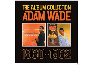 Adam Wade - Album Collection 1960-62 - (CD)