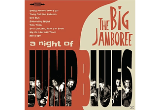 The Big Jamboree - A Night Of Jump Blues - (CD)